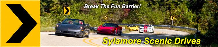 Sylamore Scenic Drives
