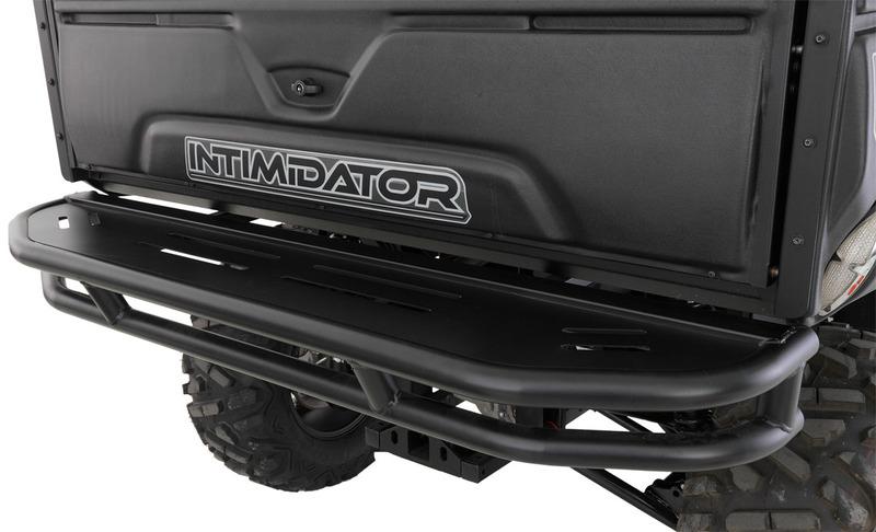 Intimidator Rear Bumper (Tube Style)