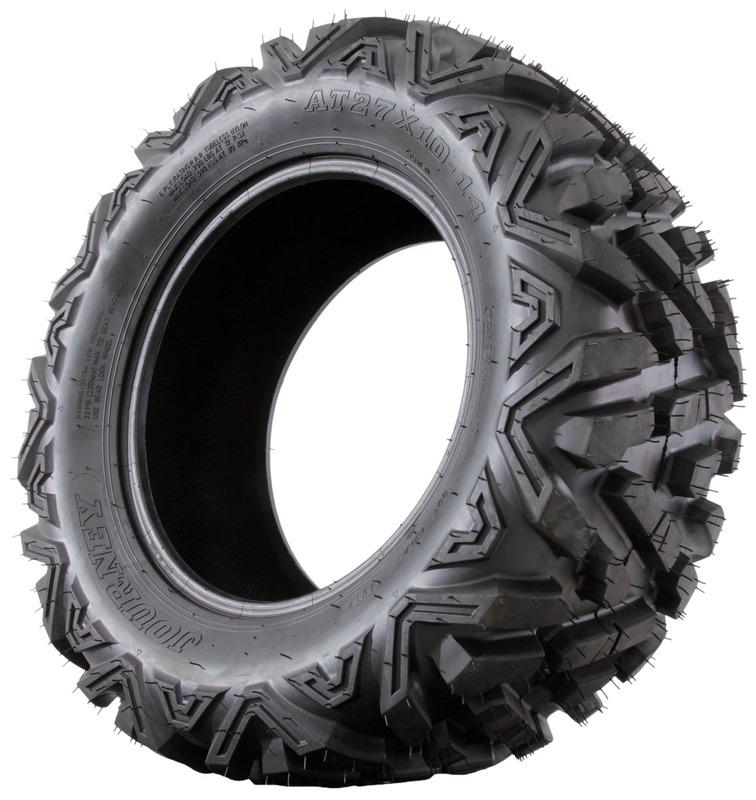 Journey Front Tire (27x10x14)