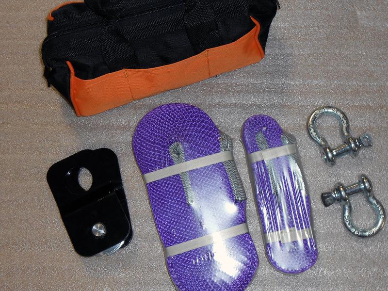 Strike Force Accessory Bag
