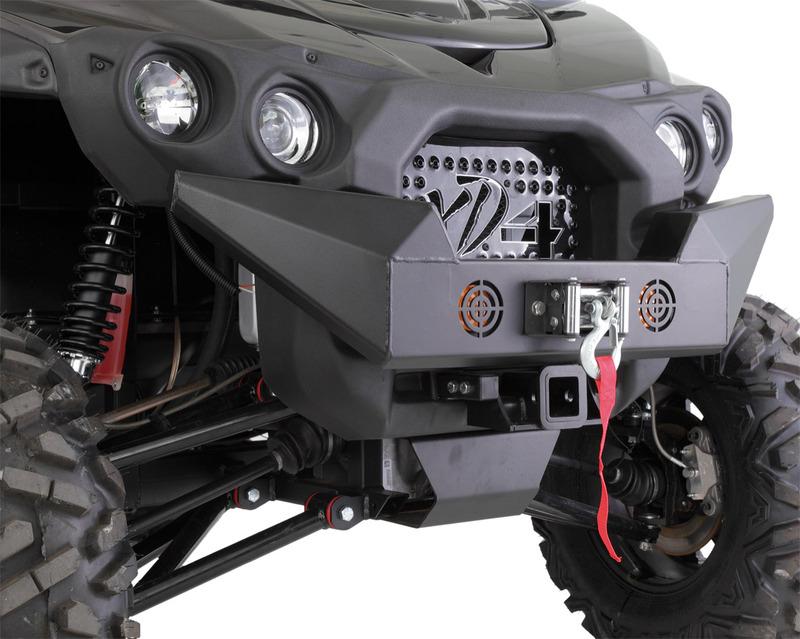Intimidator Front Bumper - G1