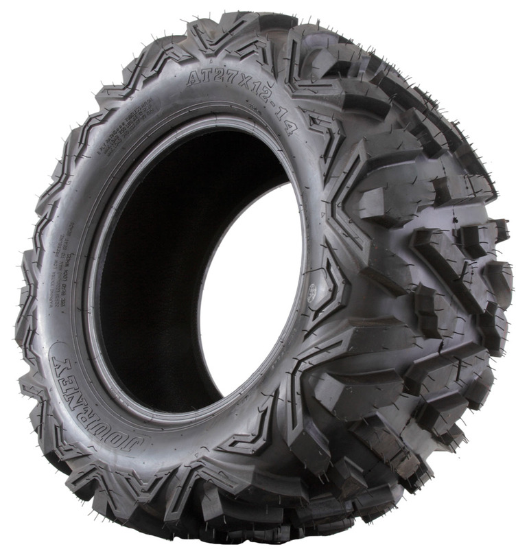 Journey Rear Tire (27x12x14)