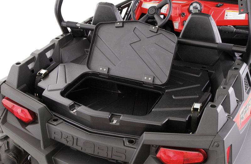 Polaris RZR Rear Storage Box (XP 900 only)