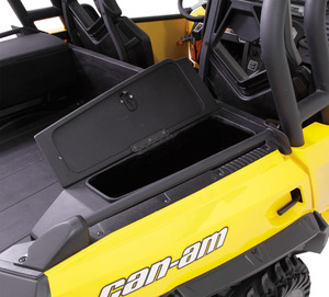 Can-Am Commander Rear Storage Box-LH (Lockable)