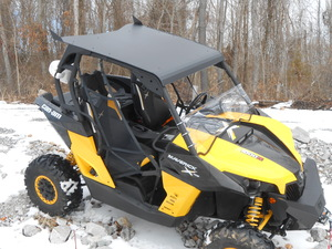 !CLOSE OUT!- Can Am Maverick Aluminum Top