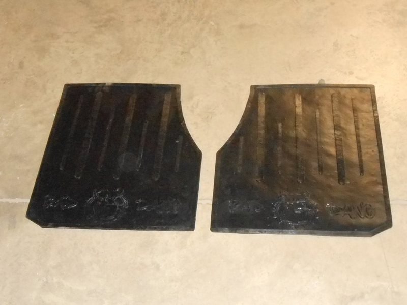 Polaris Ranger 900/570 Full size Floor mats