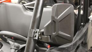 Polaris Profile Tubing Mirrors