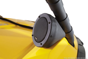 Commander/Maverick (LH)Front speaker housing-LH (also fits maverick)