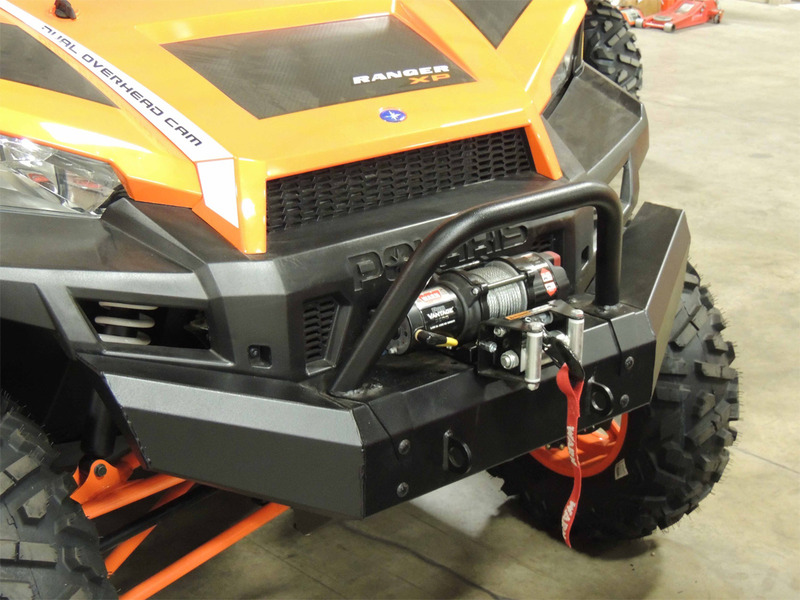 Polaris Ranger XP 900 Stinger/Bull Bar