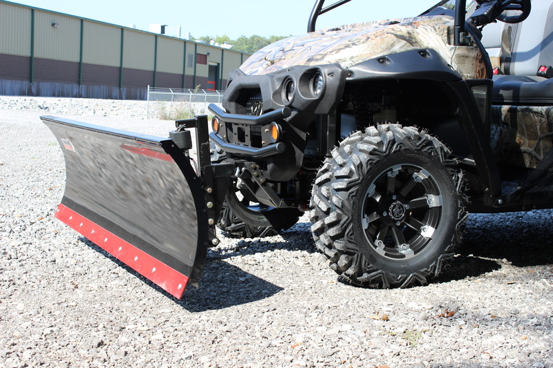 Intimidator Snow Plow