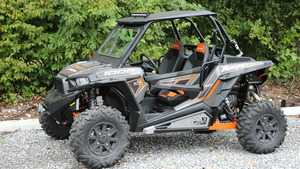 Polaris RZR 1000 Rocksliders
