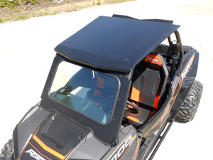 Polaris RZR 1000 DOT Glass Windshield