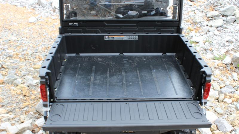 Polaris Ranger 900 Rear Bed Mat
