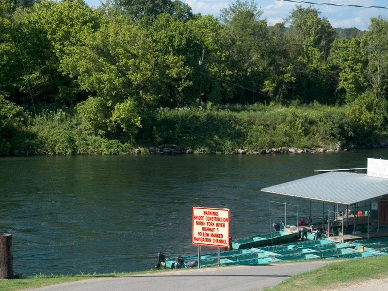 Unit 13 roses trout dock norfork ar for Brinkman s fishing report