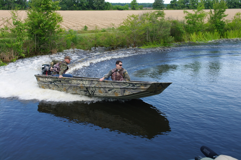 Kevin Arkansas Boat Ile Tan Ma Iun Usa Ar Yor