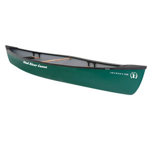 Mad River Journey 156 Canoe with Web Seats - 2018