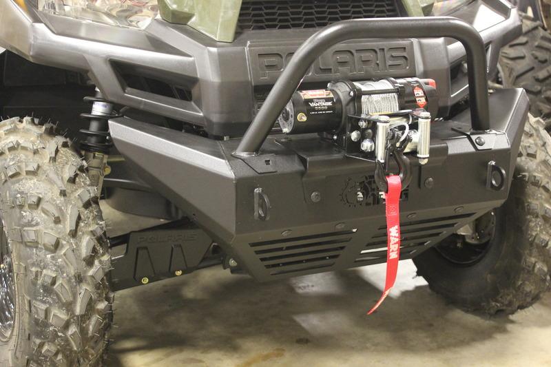 Polaris Ranger 570 Midsize Front Bumper