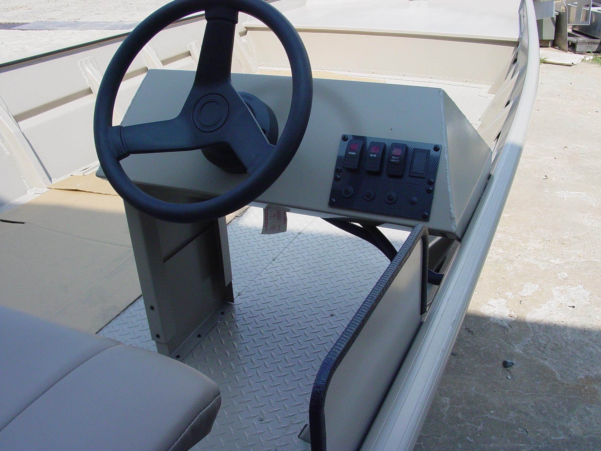 Side Console For Aluminum Boat Slubne Suknie Info