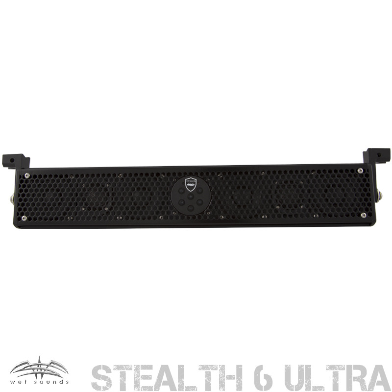 Wet Sounds Stealth 6 Speaker Bar with Bluetooth