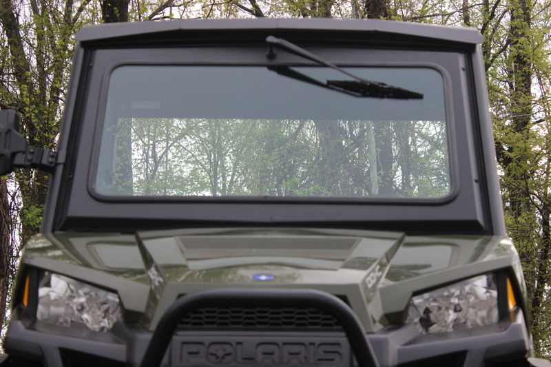 2015 Polaris Ranger 570 Midsize DOT Windshield