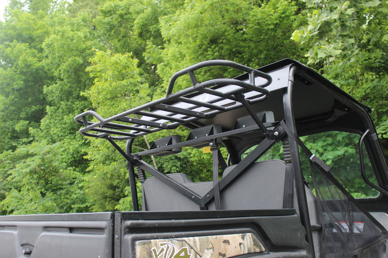 Intimidator Rear Cargo Rack