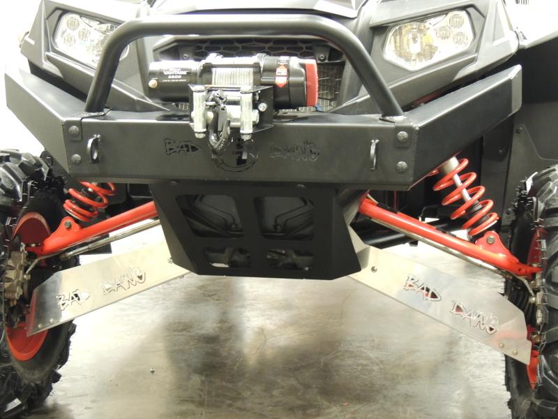 Polaris RZR Front Bumper for 800S/570