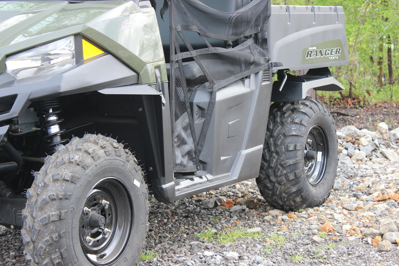 2015 Polaris Ranger 570 Midsize Fender Flare Kit
