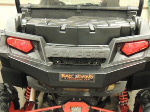 Polaris RZR 900 Rear Bumper