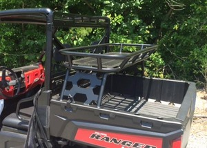 Polaris 900/570 Full Size Rear Cargo Rack