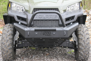 Polaris 570 Mid Size Bull Bar for the Heavy Duty Bumper