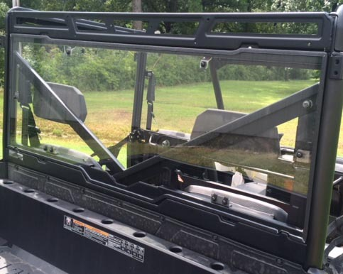 Polaris Ranger 570 Mid Size Rear Windshield