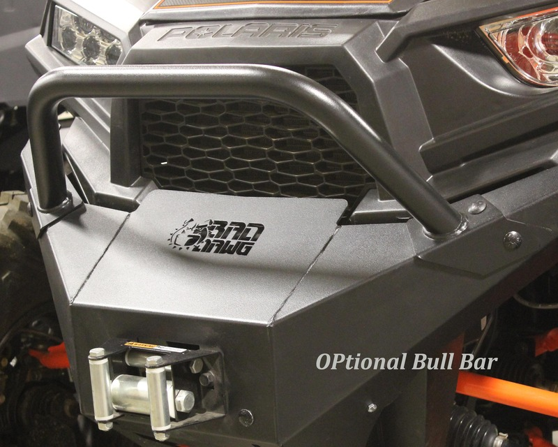 Polaris RZR 900 Trail Bull Bar for Front Bumper