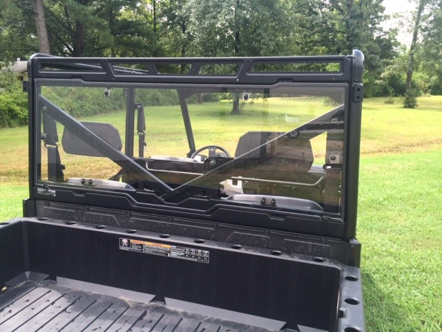 Ranger 900 XP Rear Windshield