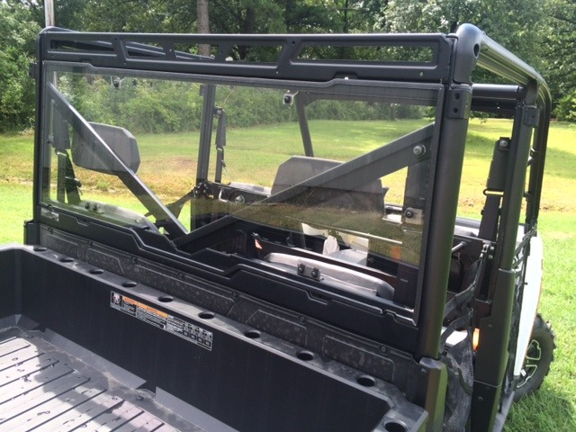 Ranger 900 xp rear windshield bad dawg utv accessories