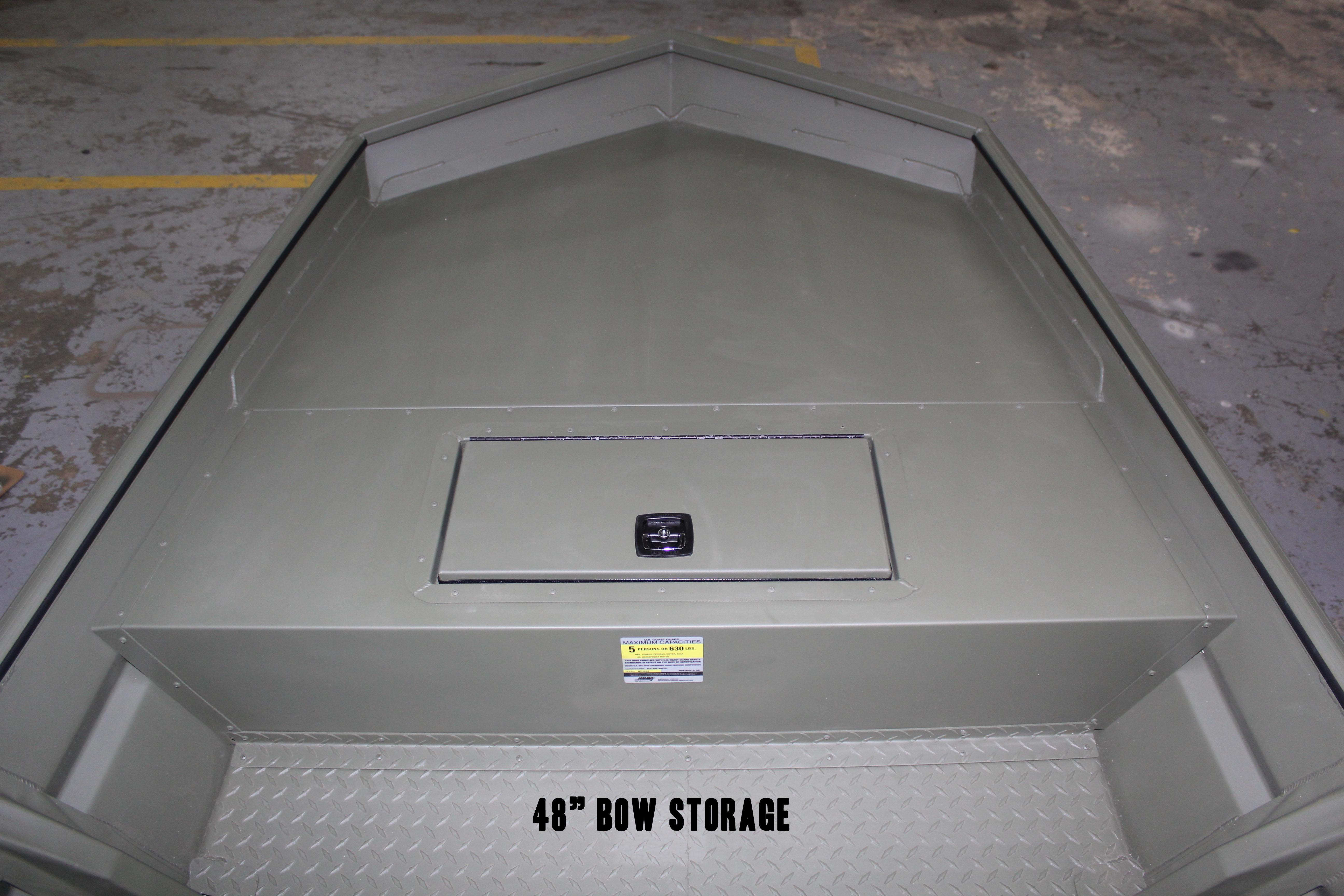 Bow Storage Box