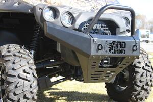 Intimidator Front Bumper - G2