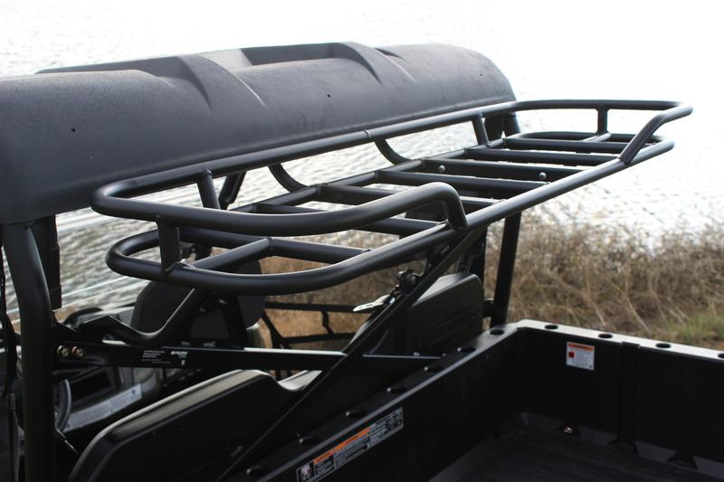 Rear Cargo Rack Bad Dawg Utv Accessories