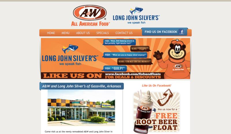 A&W / Long John Silvers