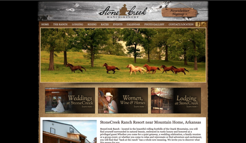 Stone Creek Ranch & Resort