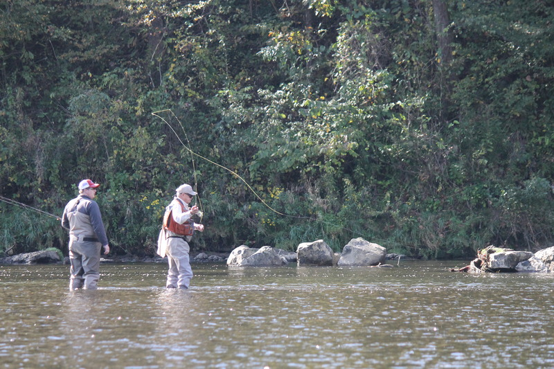 Ron McQuay's Beginner Fly Fishing Class