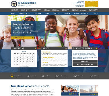 Mountain Home Public Schools
