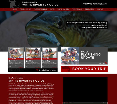 White River Fly Guide