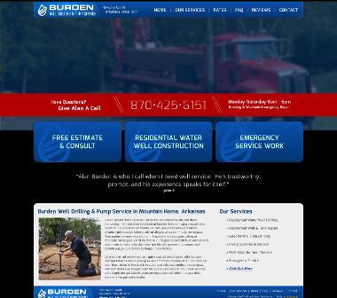 Burden Drilling