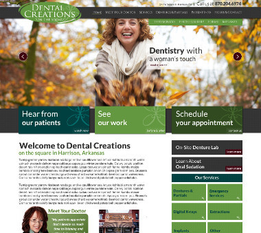 Dental Creations of Harrison, AR