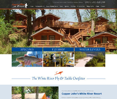 Copper Johns Resort