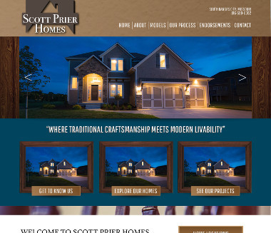 Scott Prier Homes