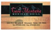 Casa Montana Mexican Grill