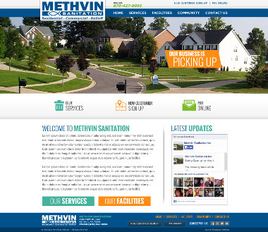 Methvin Sanitation