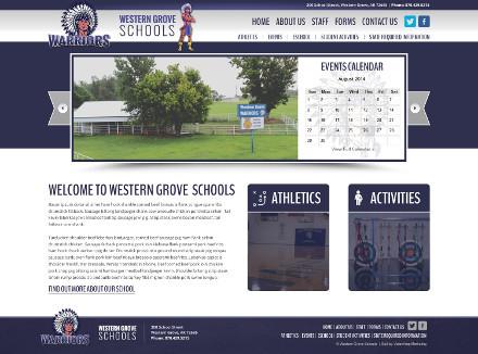 Western Grove Schools