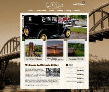 City of Cotter
